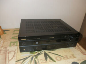Yamaha HTR-5540 5.1 Channel Home Theater Receiver with Remote Co