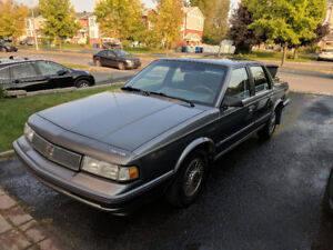 1991 Oldsmobile Cutlass Ciera S 1950 $