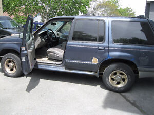 1998 Ford Explorer SUV, Crossover, Parts or Repair