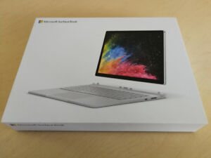 2018 Surface Book 2  i7