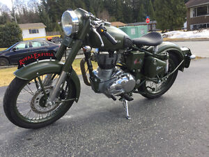 2012 Royal Enfield Classic 500