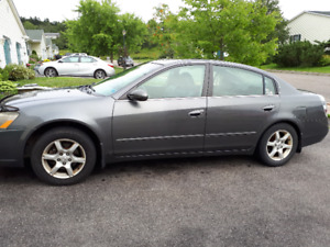 REDUCED NISSAN ALTIMA 2006 IN VGC