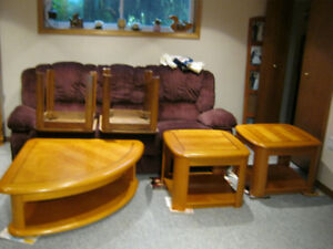 Coffee Table: End Tables: Estate Sale: