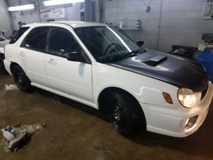 Subaru Impreza AWD Manuelle 156 000KM
