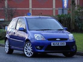 Ford Fiesta ST 2.0 2008 + 7 SERVICE STAMPS + WARRANTY + CLEAN