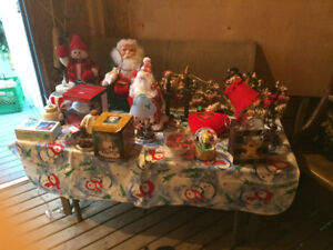 Everything Christmas Yard Sale