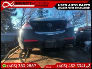2010 ACURA TL FOR PARTS PARTING OUT CARS CAR PARTS
