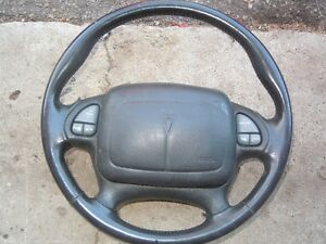 1998 - 2002 Firebird Steering wheel with airbag