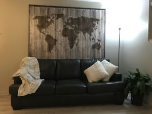Charcol Comfy Couch
