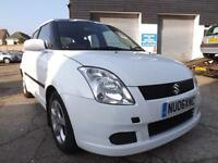 Suzuki Swift 1.3 GL 2006 SPARES OR REPAIR 80847 MILES