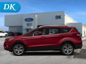 2017 Ford Escape Titanium  401A AWD **CERTIFIED PRE-OWNED**