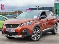 2019 Peugeot 3008 1.2 PureTech GT Line 5dr Estate Petrol Manual