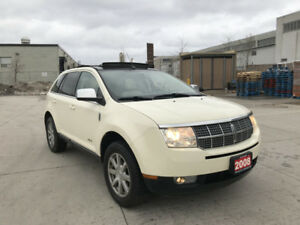 2008 Lincoln MKX Limited, Leather, Sunroof, 3/Y warranty availab