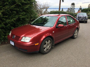 2000 Volkswagen Jetta VR6 Sedan - Mechanic Special