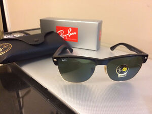 BRAND NEW RAY BAN CLUBMASTERS