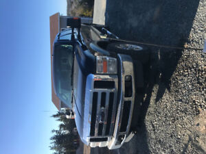 2008 f350 4x4 loaded and deleted