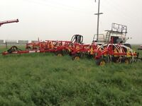 Bourgault Airseeder