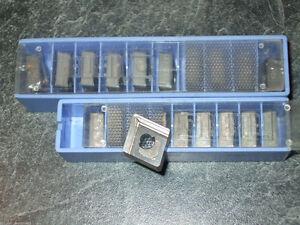 10 Hertel carbide inserts, # 6.66212-000 P25