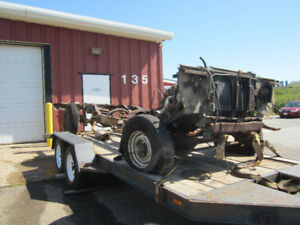 1975 International Chassis + Difs $500 obo!!