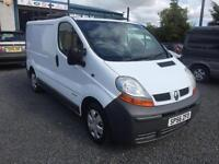Renault Trafic 1.9TD SL27dCi 100 bhp 6 speed