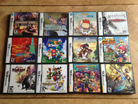 Nintendo DS/3DS Games and DS Lite for Sale!