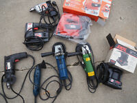 Estate & Garage Sale: Hand/Power Tools & Toolboxes; Home/Office