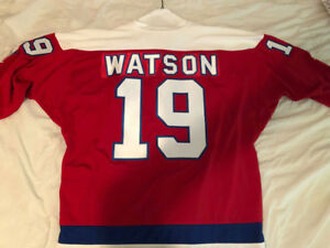 Vintage Series Washington Capitals NHL Jersey