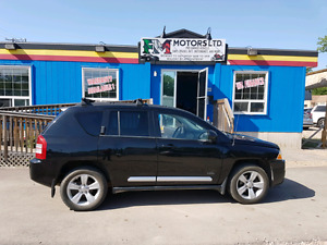 Price reduced 2009 JEEP COMPASS 2.4 L 4CYL  accident free
