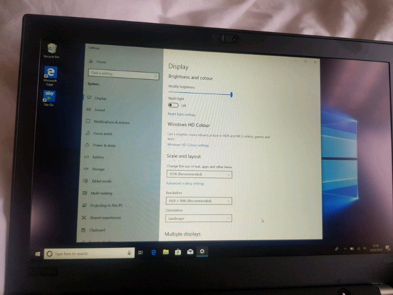 ThinkPad x280 touch   in Pudsey, West Yorkshire   Gumtree
