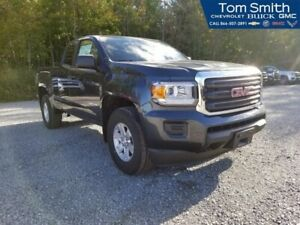 "2019 GMC Canyon Ext Cab 128.3"" 2WD SL  CONVENIENCE PKG. - HD TRA"
