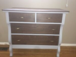 Beautiful refinished dresser