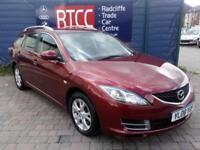 2008 (08 reg), Mazda6 2.0 (147ps) TS 5dr Estate, £2,195 ono