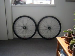 Alexrims AT400 Fixed Gear Track Wheelset + New Continental Tires
