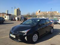 PCO CARS FOR HIRE PCO RENT UBER READY NEW TOYOTA PRIUS From Only £180 Per Week