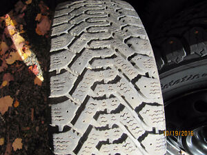 1 - 195/60 R15 Gy Nordic tire