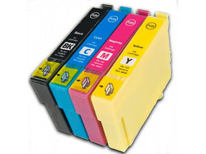 compatible ink cartridges for epson stylus printer sx430w sx435w sx440w sx445w ebay. Black Bedroom Furniture Sets. Home Design Ideas