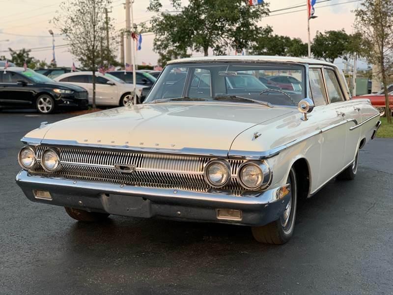 Image 1 Voiture American classic Mercury Monterey 1962