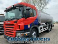 Scania P270 6x2 Tanker