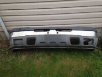 Chevy bumper assembly