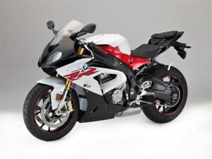 2018 S1000RR Racing Red/Light White