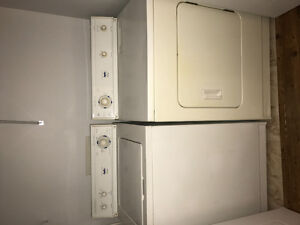 Washer and dryer good condition