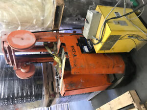 Electric Standing Forklift