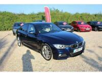 BMW 3 Series 320d M Sport Saloon Saloon 2.0 Automatic Diesel