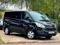 2016 (16) Ford Transit Custom 2.2 TDCi 270 Limited SWB Panel Van (1 OWNER)