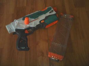 Nerf-Modulus-Tri-Strike- Nerf Gun