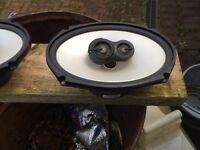 Infinity 6x9 car speaker