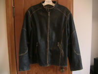Danier Leather Jacket - Like New