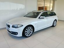 Bmw serie 5 (f10/f11) 520d xdrive touring business aut.