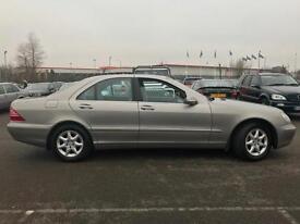 2004 Mercedes S320 3.2TD Auto CDi Huge Spec,Family Business Est 1996
