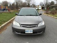 2005 Honda Civic (reduced to sell)